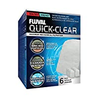 Fluval Water Polishing Pads are uniquely designed to fit Fluval Canister Filters These extra thick micro-fine polyester pads effectively trap micro particles and debris as water passes through Fluval Water Polishing Pads are ideally used when cloudy ...