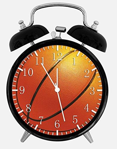 BASKETBALL Alarm Schreibtisch Uhr 9,5cm Room Decor X32wird ein schönes Geschenk
