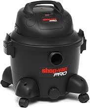 bo/îte /à couverts Rouge Shop Vac 9274229 Aspirateur /à eau et sec Pro 25 SI 1800 W R/éservoir plastique 25 l avec accessoires