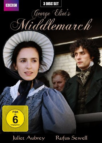 George Eliots Middlemarch (1994) [3 DVDs]