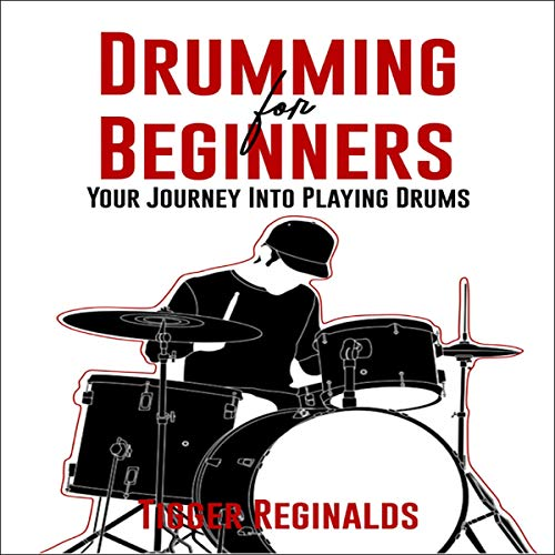 Drumming for Beginners audiobook cover art