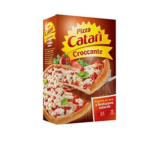 Catari - Preparato Per Pizza, A Lievitazione Naturale - 448,25 G