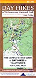 Day Hikes of Yellowstone National Park Map-Guide