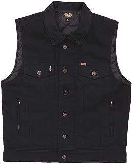 Kingsway III (Black) Vest-XLarge