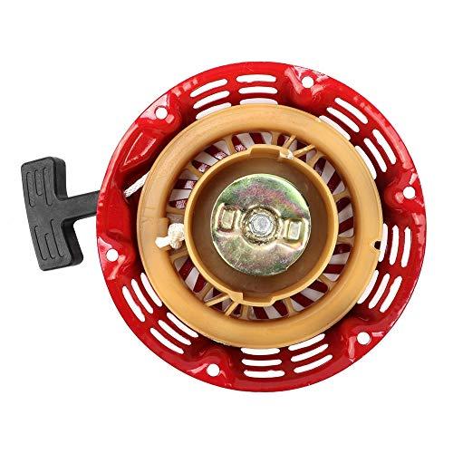 Aramox Car Recoil Pull Starter, Auto Rückstoß Anlasser Aluminiumlegierung Recoil Pull Starter Start Fit für Generator GX340 GX390 GX610 GX620
