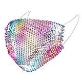 Rainbow Candy - Catena con strass colorati 2