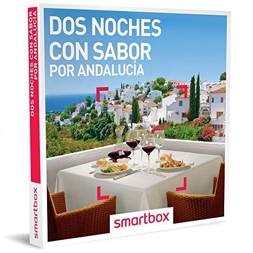 Smartbox - Caja Regalo para Adolescentes - Ideas Regalos Originales - Experiencias gastronómicas para Dos: 3 días con Desayuno y Cena o SPA