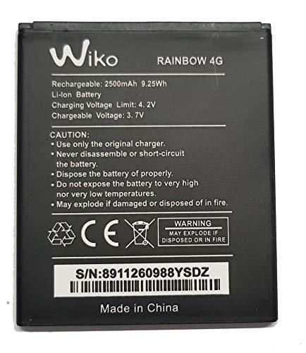 Wiko 37653 Wechselakku Rainbow 4G (2500mAh)