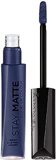 Rimmel Stay Matte Lip Liquid, Blue Iris, 0.21 Fl Oz (Pack of 1)