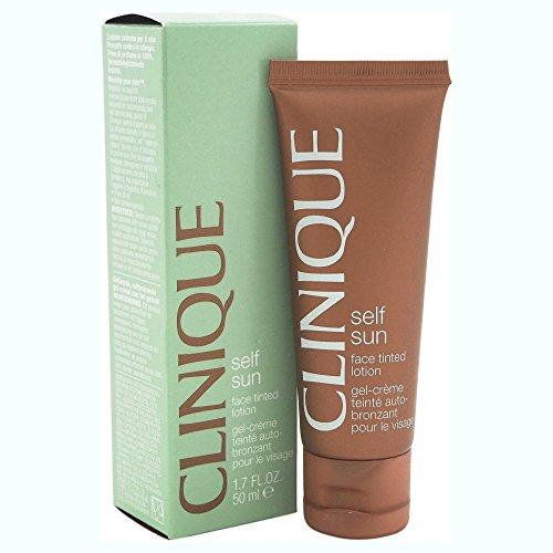 Clinique Self Sun Gesicht Selbstbräunungscreme, 50 ml