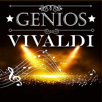 Genios VIVALDI (Las Cuatro Estaciones)
