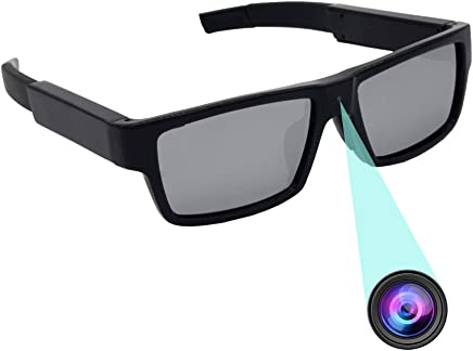 a764d6f720 ViView G20P 2018 Nuevo Gafas de Sol Polarizadas Cámara DVR Cámara Invisible  Grabadora de Video Gafas