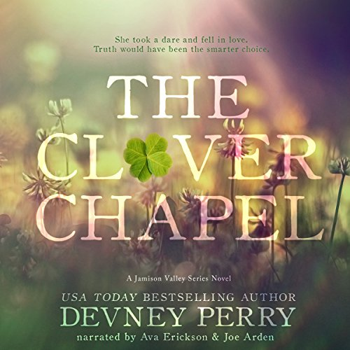 The Clover Chapel audiobook cover art