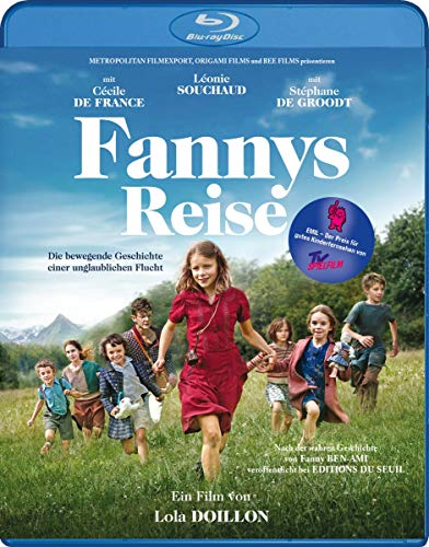 Fannys Reise [Blu-ray]