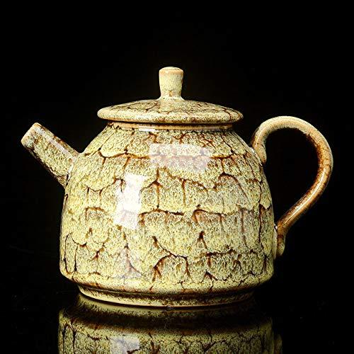 XMYNB Tetera Tetera Cerámica De 300 Ml Exquisita Cerámica Kung Fu Tea Pot Hervidor De Té Tetalet Tetera De Porcelana Tetera Tradicional Chinas