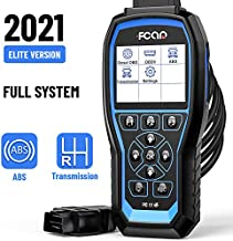 FCAR F507 Heavy Duty Truck Scanner, 2 in 1 Diagnostic Scanner for Car & Truck, Full System Scan Tool for Almost All Trucks, with ABS & Transmission Actuation Test for Wabco, Bendix, Allison, ZF