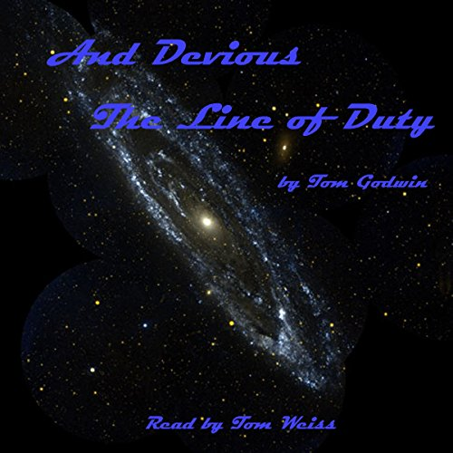 And Devious the Line of Duty audiobook cover art