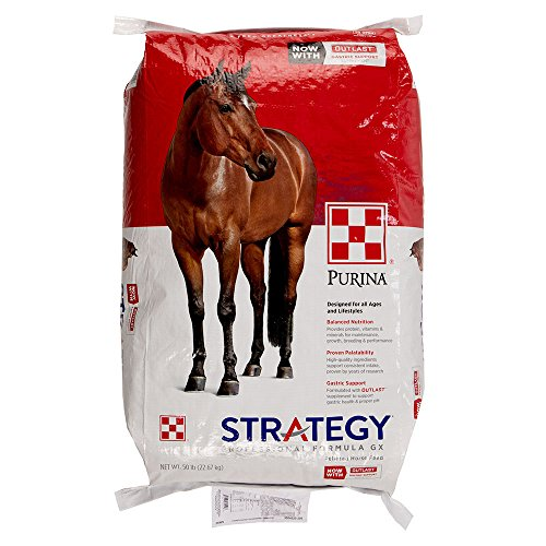 Purina Animal Nutrition Purina Strategy Professional Formula GX Pellet
