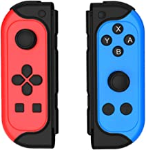 $41 » PUNWEOS Wireless Switch Controller for Nintendo Switch/Switch Lite,Joypad Controller with Turbo Button Ergonomic Hand Joyp...