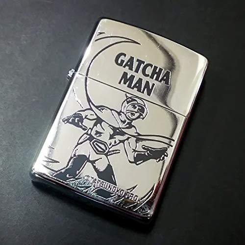 zippo ガッチャマン 携帯灰皿付き 限定品 078/300 1997年製造