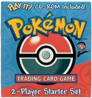 WOTC Pokemon Base Set 2 Two-Player Starter w/CD