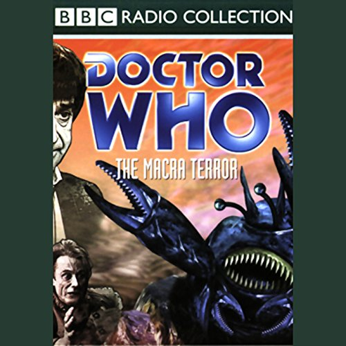 Doctor Who cover art