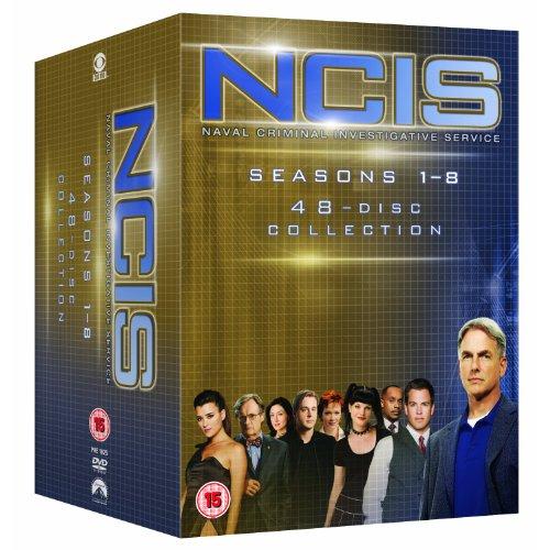 Navy CIS - Season 1-8 Boxset