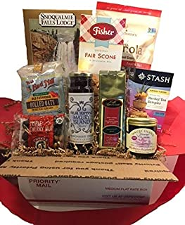 made in oregon gift baskets