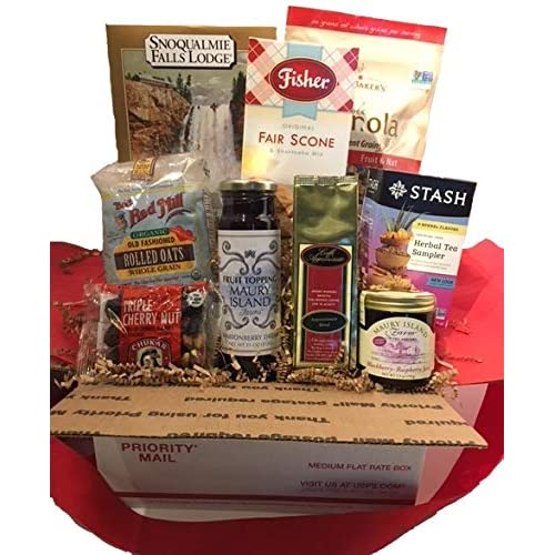 Northwest Breakfast Gift Box