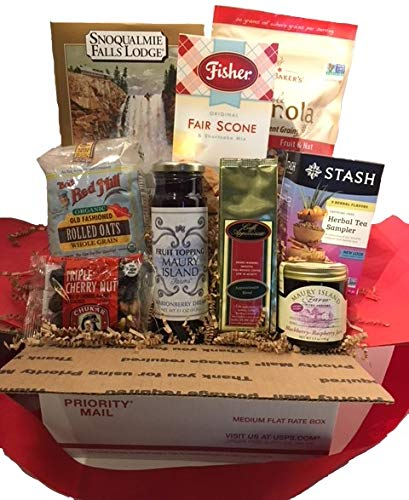Northwest Breakfast Gift Box