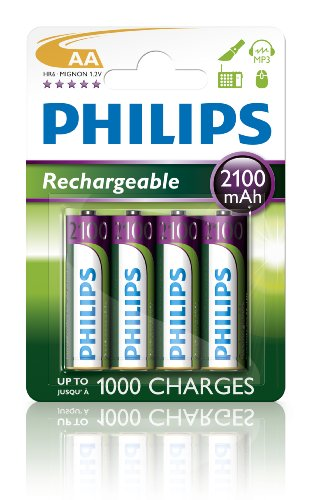 Philips Rechargeables Batteria R6B4A210/10