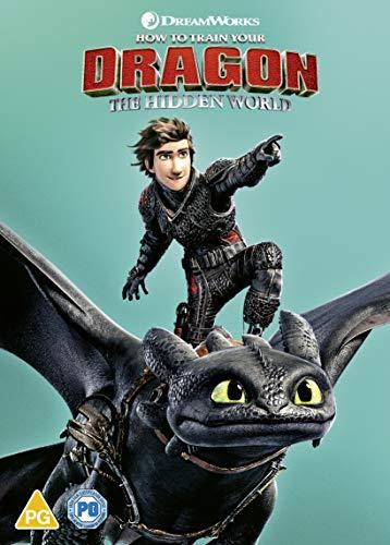 How to Train Your Dragon: The Hidden World [DVD] (IMPORT) (Keine deutsche Version)