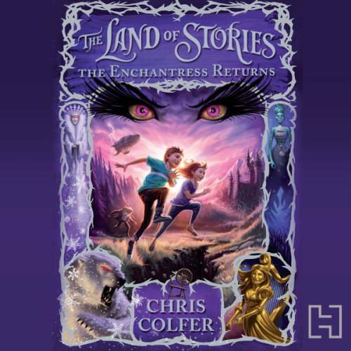 The Land of Stories: The Enchantress Returns cover art