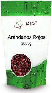 Arándanos rojos deshidratados 1kg