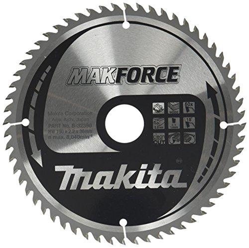 Makita MakForce Saegeblatt, 190 x 30 mm, 60Z, B-32390
