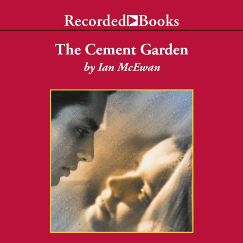 The Cement Garden  audiobook cover art