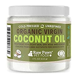 Raw Paws Organic Coconut Oil