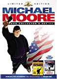 Michael Moore Collectors Set (DVD, 3-Disc Set) BOX SET, NEW