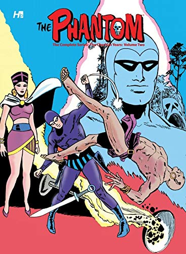 The Phantom: The Complete Series Vol. 2: The Charlton Years (English Edition)