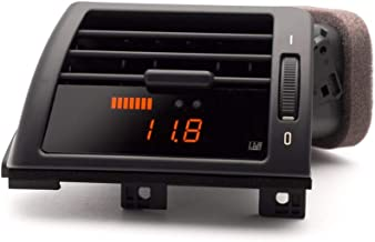 P3 Gauges Boost Gauge In Dash Display w/Vent for BMW E46 3 Series