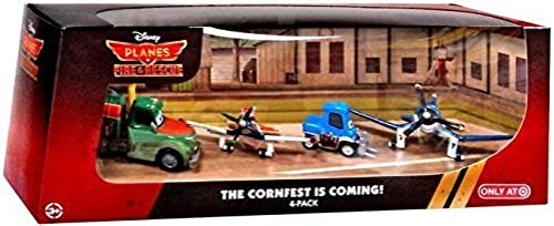 DISNEY PLANES FIRE & RESCUE THE CORNFEST IS COMING by Disney Planes Fire & Rescue