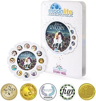 Moonlite Uni the Unicorn Reel for Moonlite Story Projector