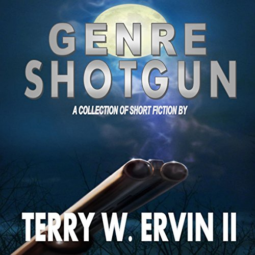 Genre Shotgun audiobook cover art