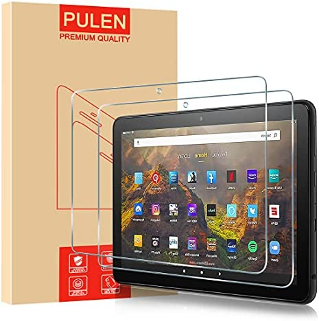 [2-Pack] PULEN for All-new Fire HD 10 2021/Fire...