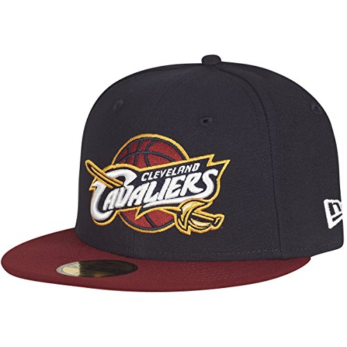 New Era NBA 59Fifty Cleveland Cavaliers Cappellino