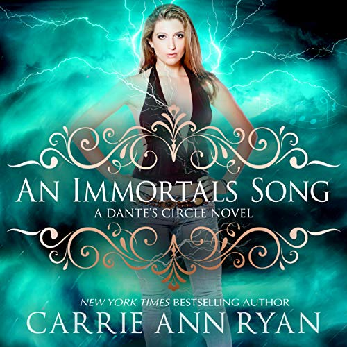 An Immortal's Song audiobook cover art