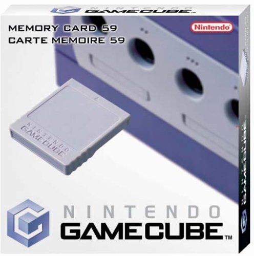 GameCube - Memory Card 59