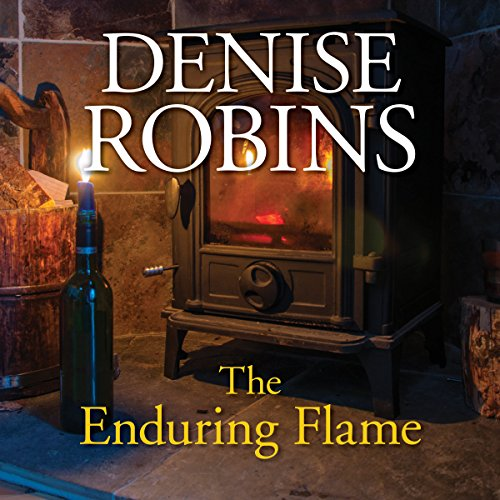 The Enduring Flame audiobook cover art