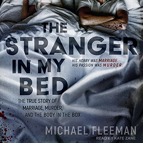 The Stranger in My Bed cover art