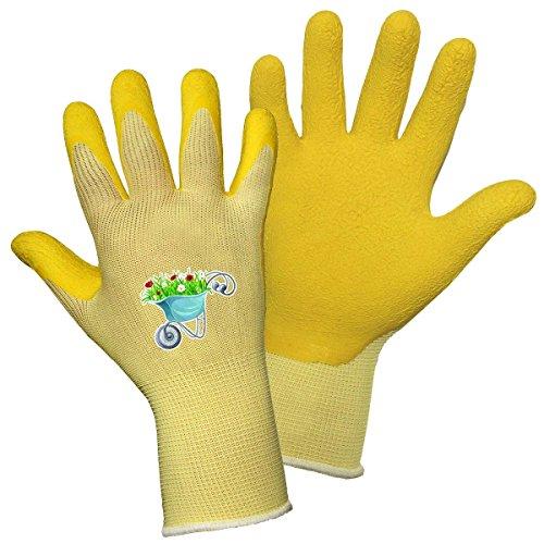 Unbekannt Griffy Nylon Kinderhandschuh Größe (Handschuhe): 6 Tom-Midi 14912 1St.